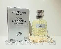 Тестер Aqua Allegoriya Mandarines Basilic Vip women (Мандарин Базилик ) 60 мл