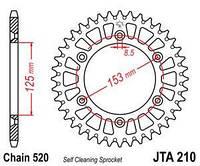 Звезда задняя  PBR 289 Z48     (JT Sprockets JTR210.48), фото 1