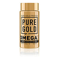 Жирные кислоты Pure Gold Protein Omega 3, 100 капсул