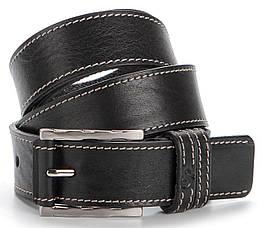 Надежный кожаный ремень GRANDE PELLE 00766