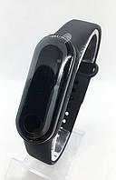 Фитнес-браслет Band М5 копия (смарт-браслет), черный ( код: IBW477B )