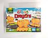 Печиво GULLON DIBUS Dragons, 300г, 12шт/ящ, фото 2