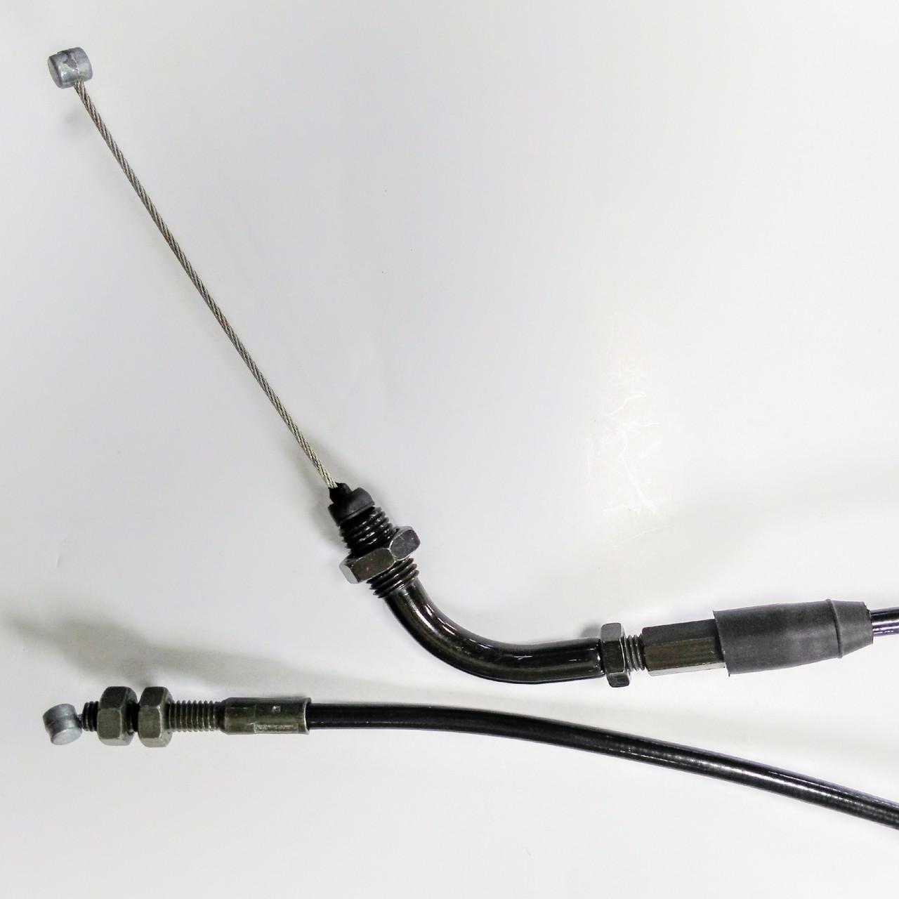 JS150-3 Трос газа L=900 Jianshe - CF4-210000-0