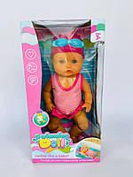 Кукла плавец 8866A умеет плавать