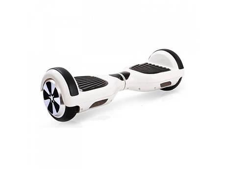 Гироборд Smart Balance Wheel Hoverboard White-Black Уценка, фото 2