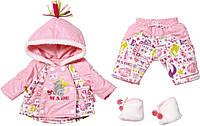 Оригинал. Костюм Зимний для куклы Baby Born Zapf Creation 819289