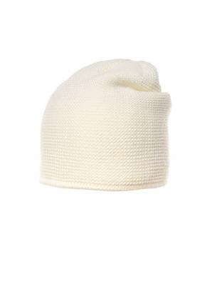 Красивая теплая вязаная женская шапка мелкой вязки., фото 3