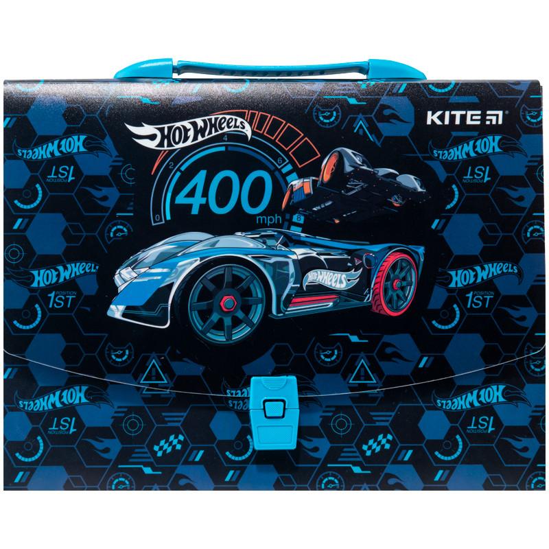 Портфель-коробка Hot Wheels,HW20-209