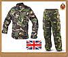 Комплект DPM (рубашка+брюки) армия Британии.