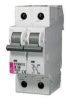 ETIMAT6 C 2p 6kA (0,5A-63А)