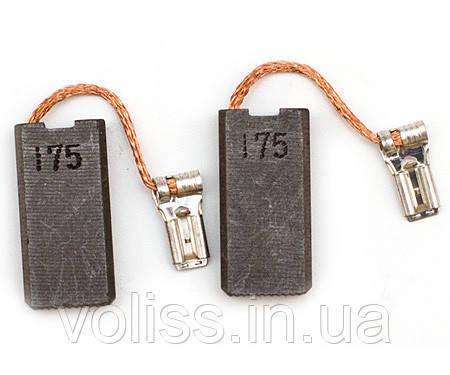 Графітові щітки MAKITA CB-175 (195844-2)