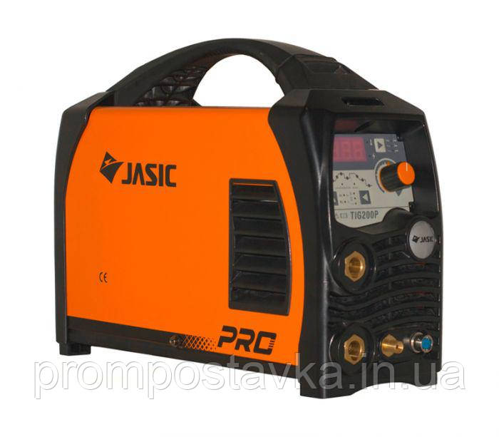 Сварочный аппарат Jasic TIG-200P AC/DC для аргонодуговой сварки (E201)
