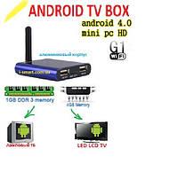 Android tv-box IPTV 1080P HD player mini x mk 805, фото 1