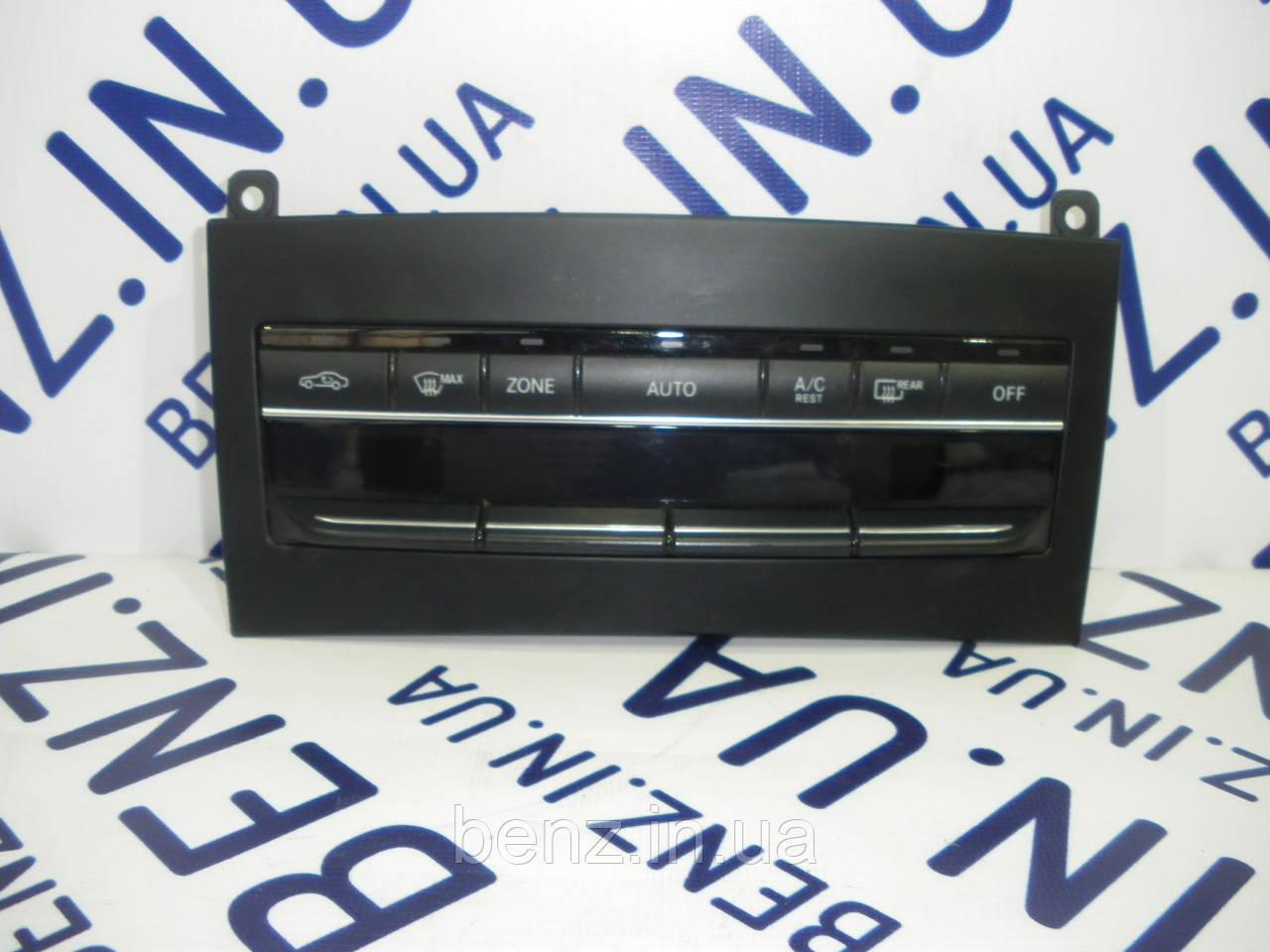 Блок управления климатической системой W212 рестайл A2129006627
