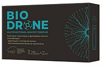 BioDrone Комплекс гуминовых и фульвовых кислот для иммунитета кожи выведение токсинов и аллергенов Биодрон