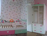 """Кровать, шкаф, держатель. Коллекция """"Золушка""""!"""