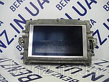 Центральный дисплей Mercedes W212/S212/C207 рестайл A2129009716