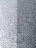 Обои бумажные VIP Полоса широкая серый с серебром 41203, фото 9