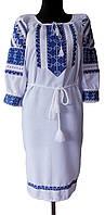 """Женское вышитое платье """"Рассел"""" PU-0001"""