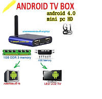 Mk 805 Android tv-box IPTV 1080P HD player mini x mk 805, фото 1