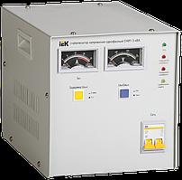 Стабилизатор напряжения однофазный СНИ1-3 кВА IEK