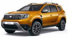 Тюнинг, обвес на Dacia Duster (с 2018--)