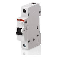 Автоматический выключатель (1p, 6А) ABB S201-C6