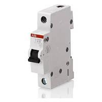 Автоматический выключатель (1p, 10А) ABB S201-C10