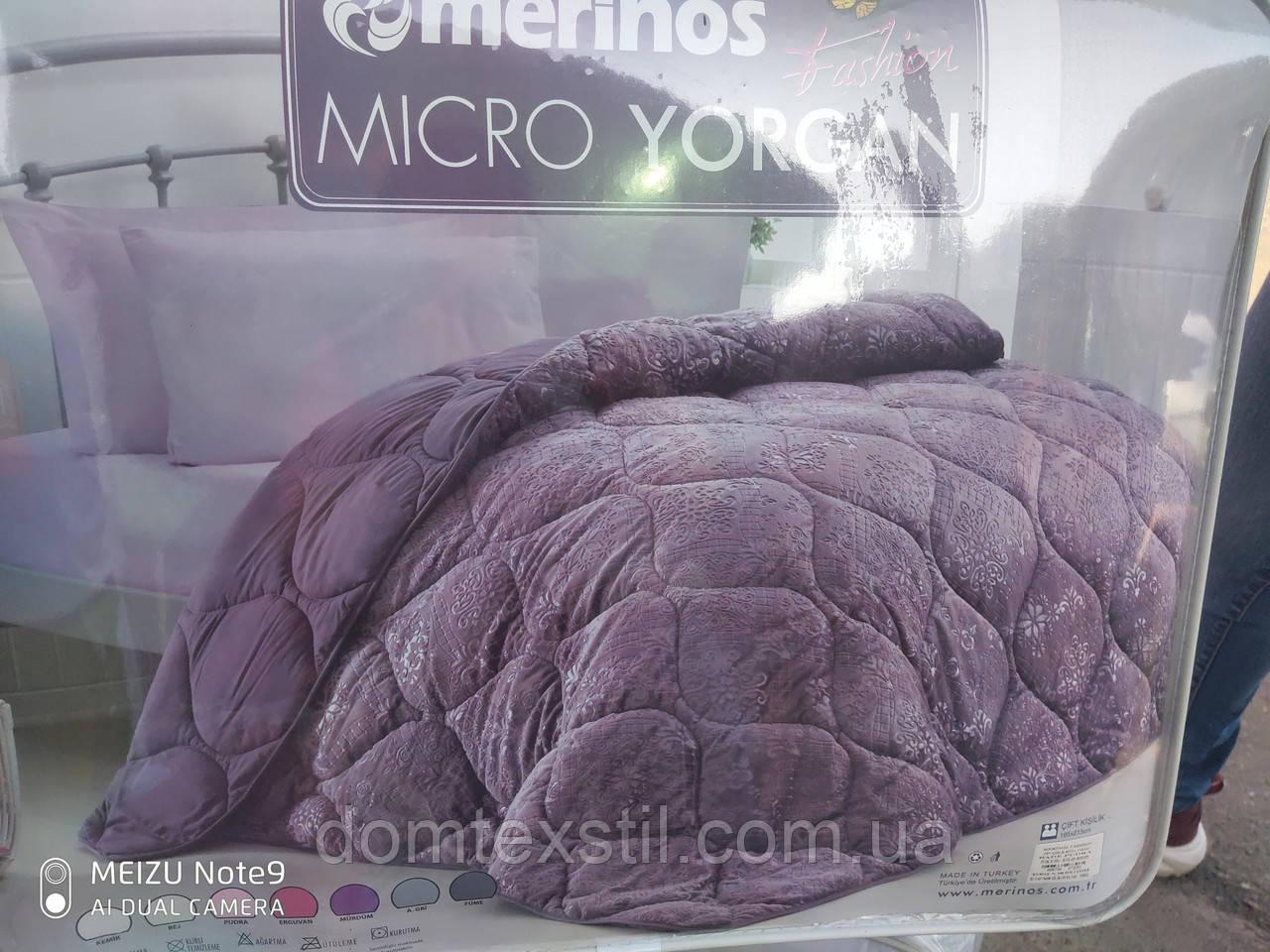Одеяло микрофибра хлопоковое, пр-во Турция
