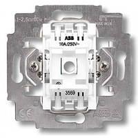 Механизм выключателя 1-кл. 1-пол. с N клеммой ABB Elektro-Praha (3559-A21445)