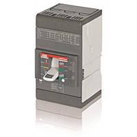 Автоматический выключатель 25А ABB Tmax XT1B 160 TMD 25-450 3p F F