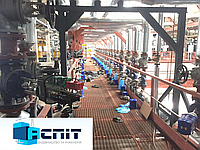 Монтаж насосного оборудования, запорной и регулирующей арматуры