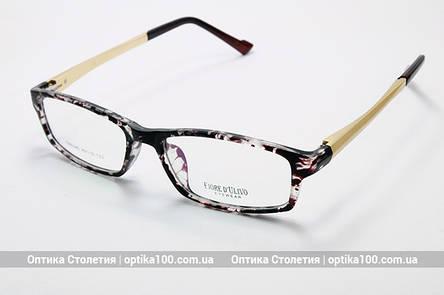 Оправа для окулярів Fiore Dulivo 5145-2. На середнє особа, фото 2