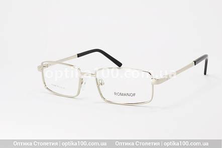 Оправа металева для окулярів, фото 2