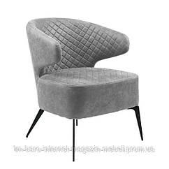 Кресло лаунж Keen (Кин) стил грей, Concepto