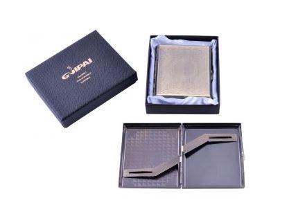 Портсигар в подарочной упаковке GVIPAI (20 шт)  №XT-4981-1