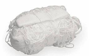 Волейбольная сетка Netex PP/b-3 с тросом SI0003 (белая), фото 2