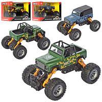 Игрушка для мальчика Машинка железная игрушка Джип Монстертрак АвтоСвіт AS-2577