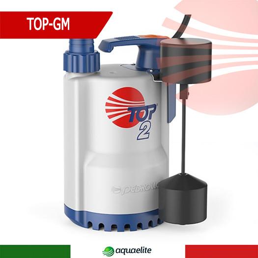 Дренажный насос для сточных вод Pedrollo TOP 1-GM (Италия)