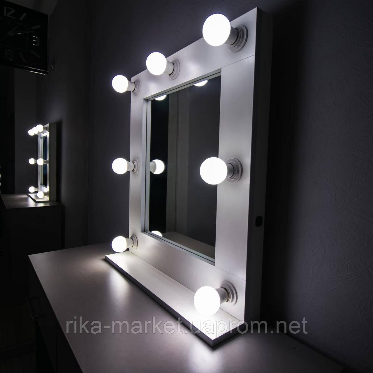 Небольшое компактное зеркало 600*600