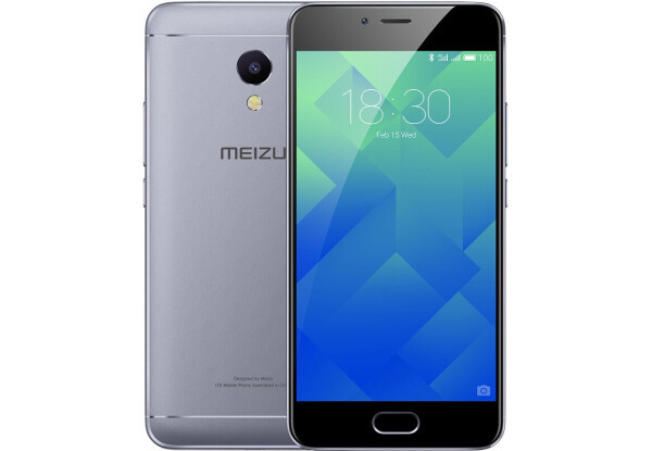 Смартфон Meizu M5S 16 Gb Gray Stock B