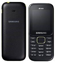 Мобільний телефон Samsung B310 Dual Black 1000 мАч ОРИГІНАЛ