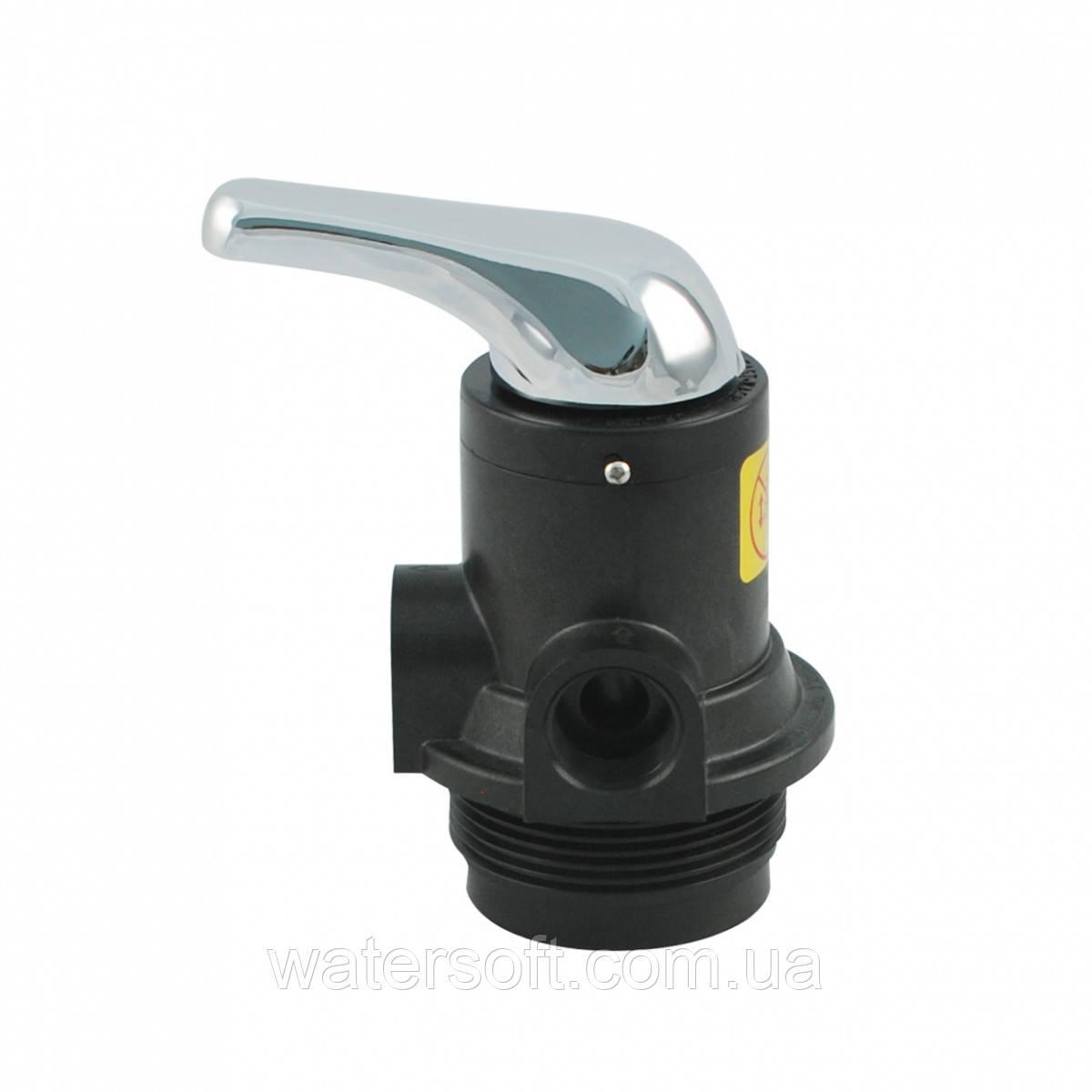 Клапан ручной RUNXIN F56Е для фильтрации