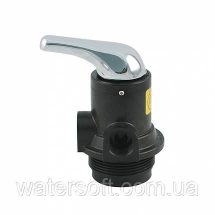 Клапан ручной RUNXIN F56Е для фильтрации, фото 2