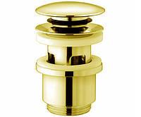 Донный клапан Emmevi CLICK CLACK CO5524ОR золото