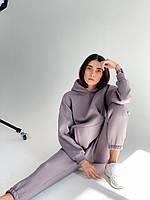 Женский спортивный костюм (серый) см и лхл