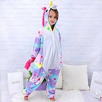 Пижама кигуруми для детей Звездный единорог Funny Mood