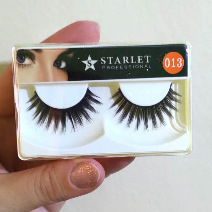 Ресницы Starlet 013. Накладные ресницы