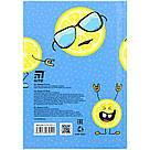 Блокнот Kite Lemon K20-285-1 твердая  обложка, сквиш, А6, 80 л., точка, фото 2