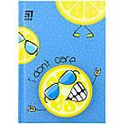 Блокнот Kite Lemon K20-285-1 твердая  обложка, сквиш, А6, 80 л., точка, фото 5